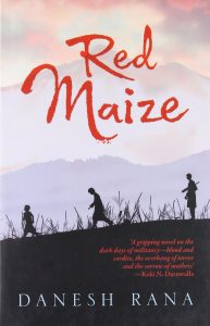 red maize book